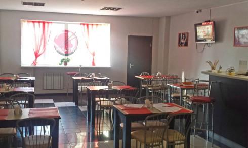 Сели-поели, кафе в Донецке, ДНР